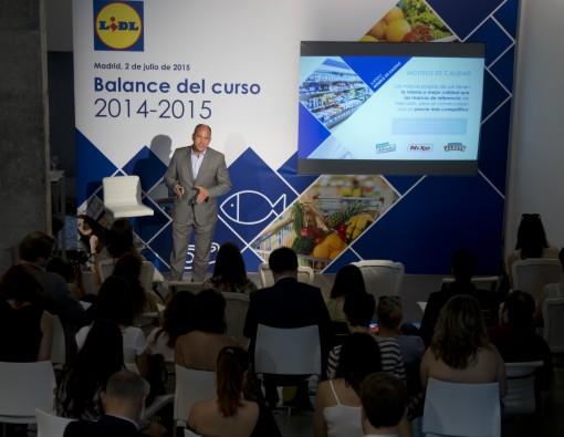 LIDL Supermercados, presentación de resultados